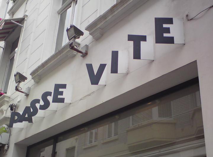 ostend shop sign