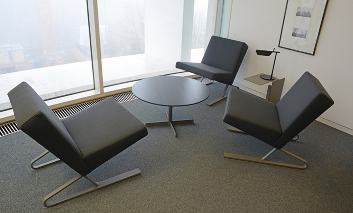 Max Planck meeting corner